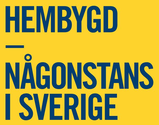 HEMBYGD till Kalmar