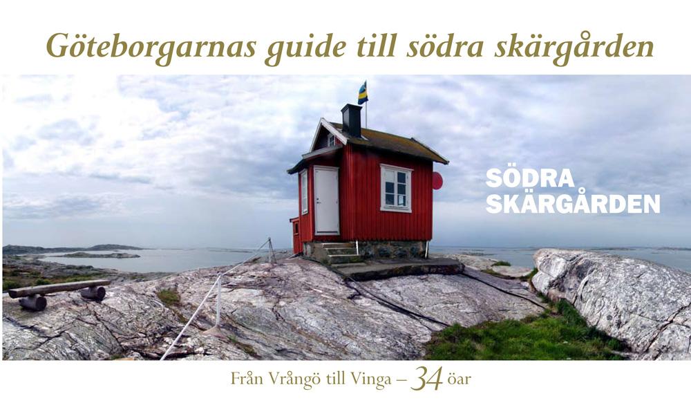 Två nya böcker om Göteborgs Skärgård