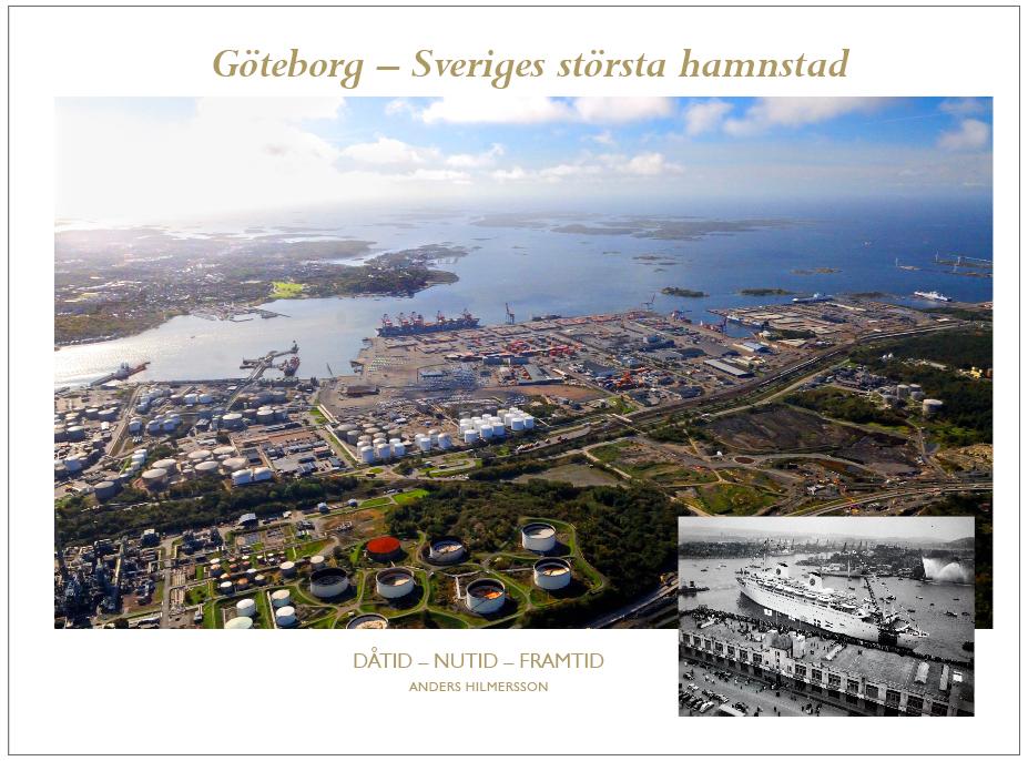 Ny bok av Anders Hilmersson