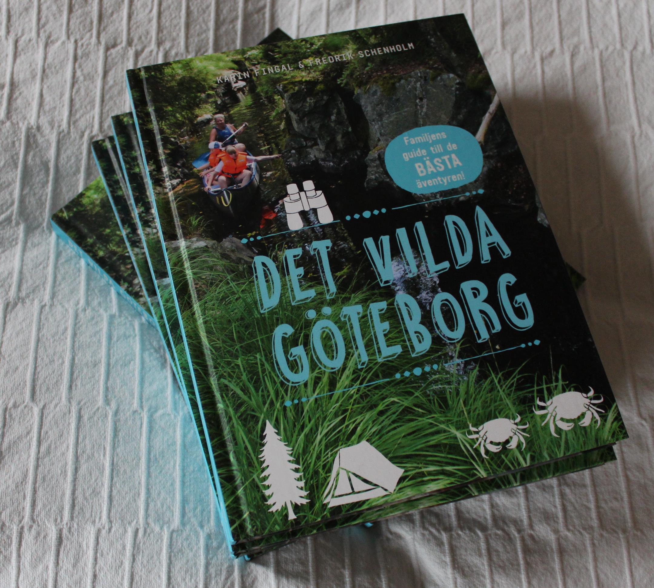 Ny Bok: Det vilda Göteborg