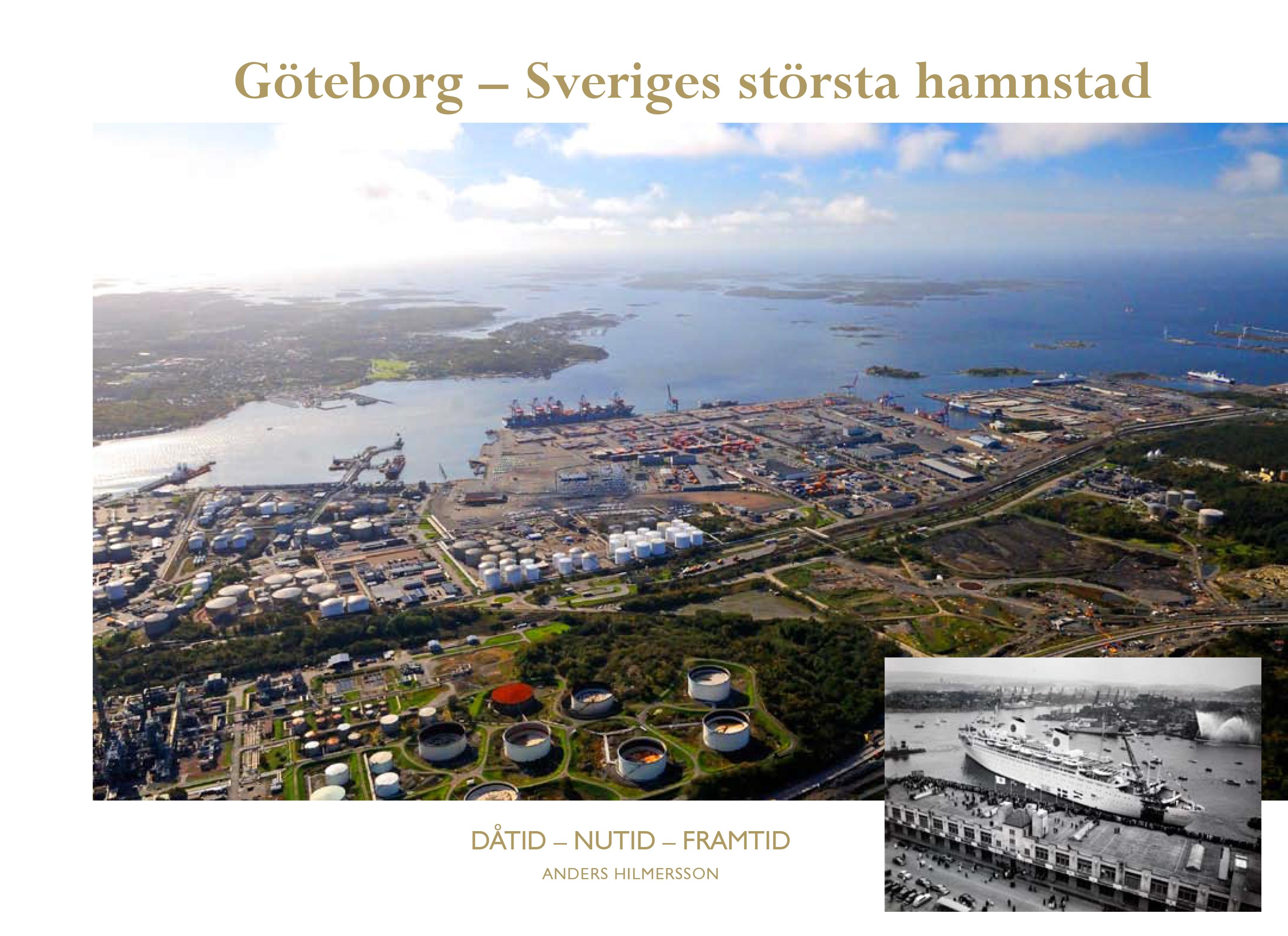 Nominerad till Årets Göteborgsbok